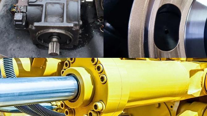 Гидромоторы и их работоспособность в зависимости от температуры окружающей среды