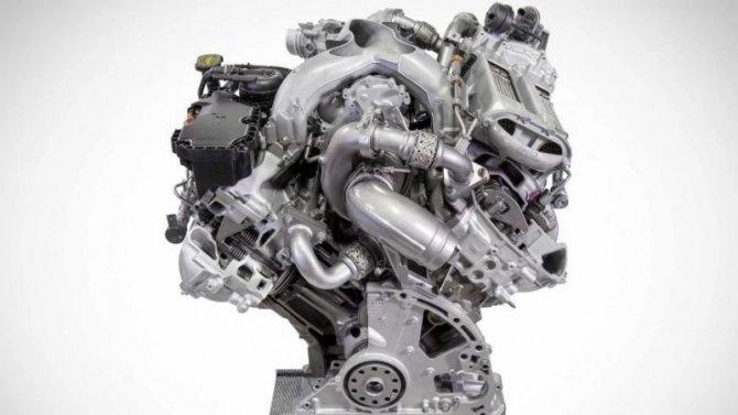 Ford подготовил новый двигатель
