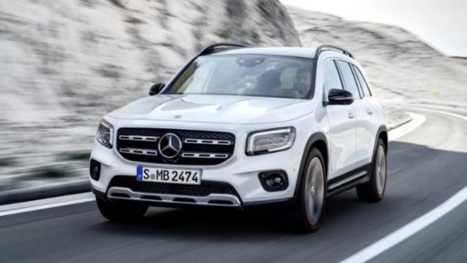 Начались продажи нового Mercedes-Benz GLB