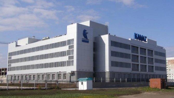 КамАЗ перенёс корпоративный отпуск из-за роста объёмов производства