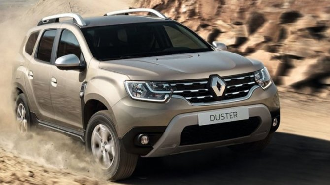 Обновлённого Renault Duster россиянам вавгусте ждать нестоит
