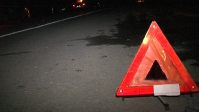 В ДТП в Смоленске серьезно пострадал мотоциклист