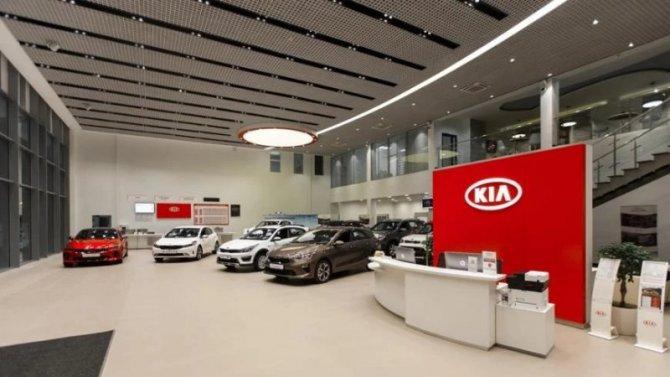 ВРоссии растут продажи подержанных KIA