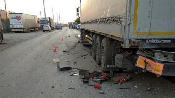 Три человека погибли в ночном ДТП в Нижегородской области