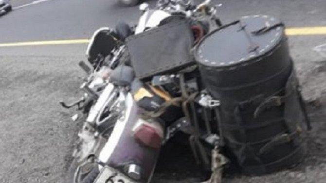 Мотоциклист погиб в ДТП в Слюдянском районе
