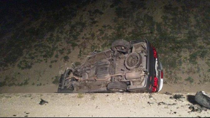 В ДТП под Геленджиком погибли два человека