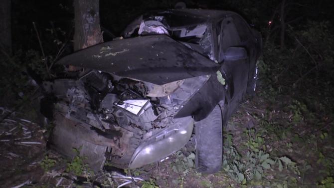 В Пензенской области в ДТП погибли двое взрослых и ребенок