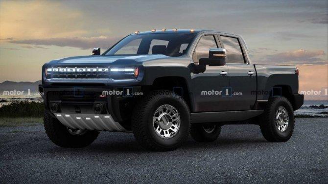 ВGeneral Motors планируют масштабную электрификацию модельного ряда