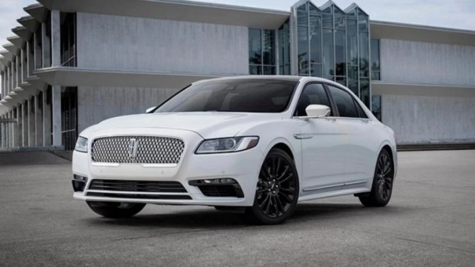 Lincoln Continental скоро уйдёт сконвейера