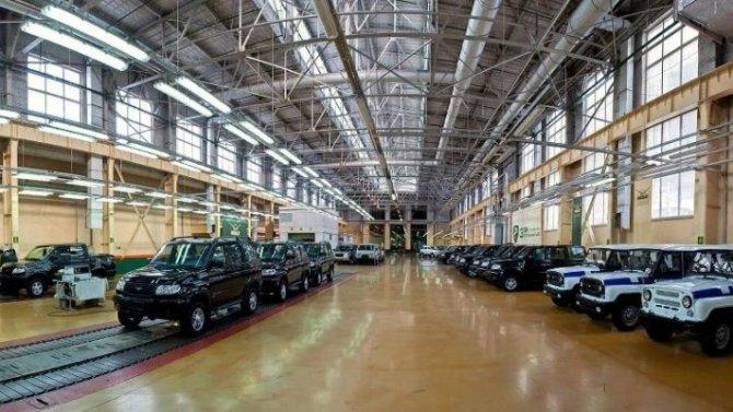 Ульяновский автозавод ушёл вотпуск