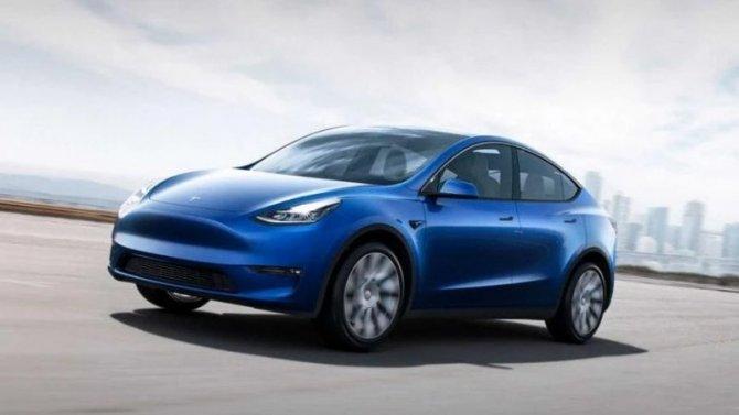 Снижена стоимость Tesla Model Y