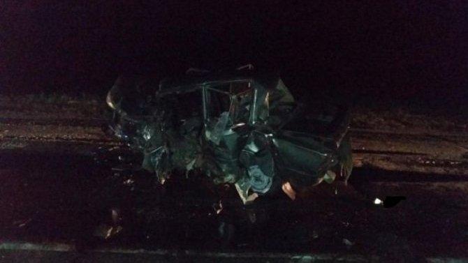 Два человека погибли в ДТП в Рязанской области