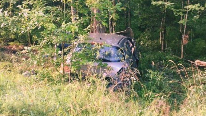 Женщина-водитель погибла в ДТП в Ленобласти