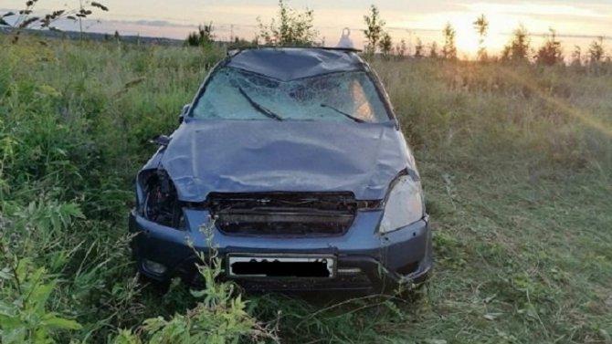 Водитель иномарки погиб в ДТП в Марий Эл