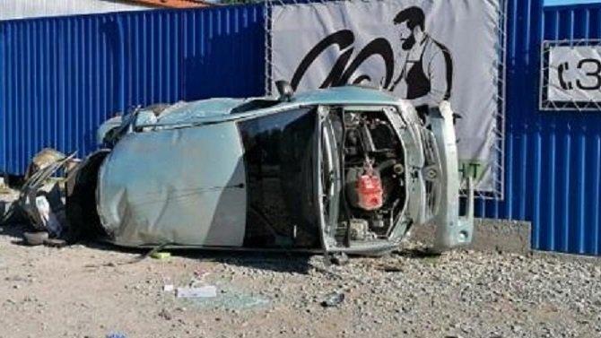 В ДТП под Новосибирском погиб молодой водитель