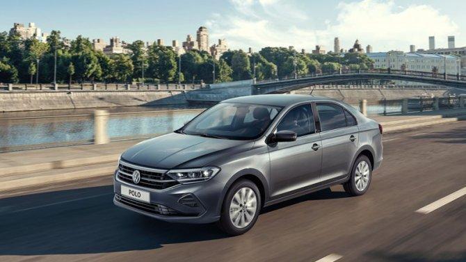 ВРоссии начались продажи нового Volkswagen Polo