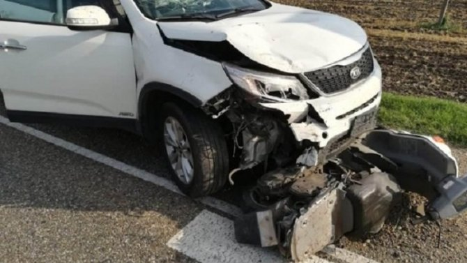 На Кубани в ДТП погиб водитель мопеда