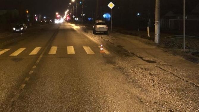 ВОрловской области полиция нашла водителя, который сбил ребёнка ипокинул место ДТП