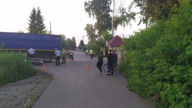 Два подростка на мопеде погибли в ДТП в Мичуринске