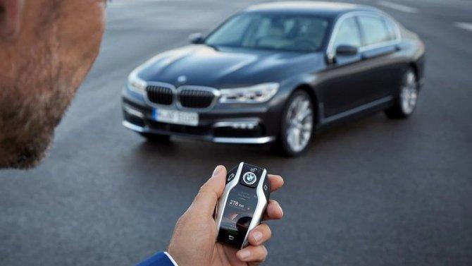 Вавтомобилях BMW обновят программное обеспечение