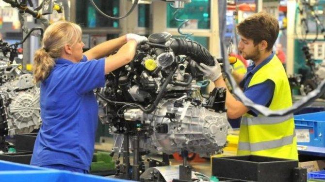 Hyundai будет производить вРоссии две модели моторов