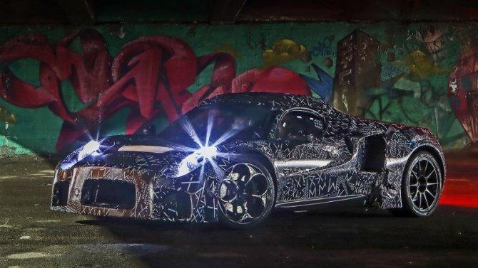 Новый мотор Maserati: стали известны подробности