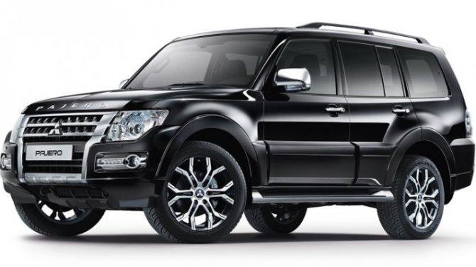 Внедорожнику Mitsubishi Pajero осталось жить максимум 3 года