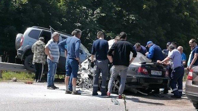 Три человека погибли в ДТП в Благовещенском районе Башкирии