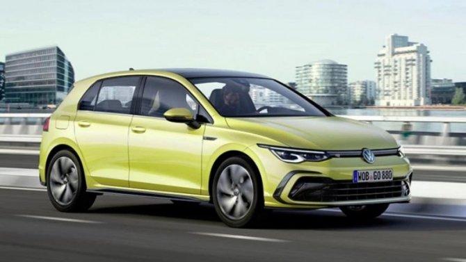 Поступил впродажу Volkswagen Golf R-Line