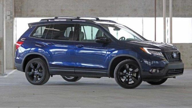 Ряд будущих моделей Honda получит внедорожное исполнение