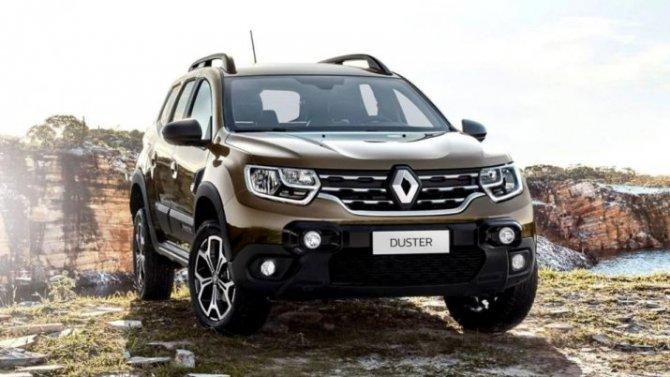 Отложена российская премьера нового Renault Duster