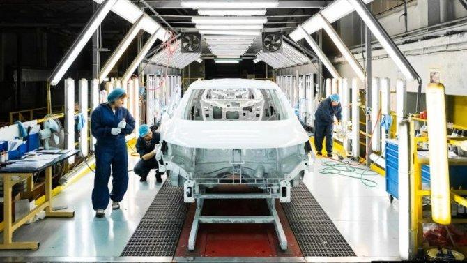 Завод «Автотор» скорректировал свой производственный план