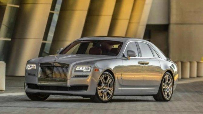 Новый Rolls-Royce Ghost получит инновационную систему очистки воздуха