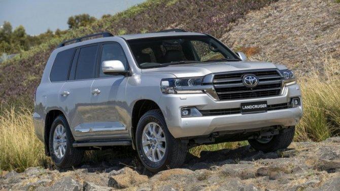 Toyota оснастила три свои модели новой «противоугонкой»