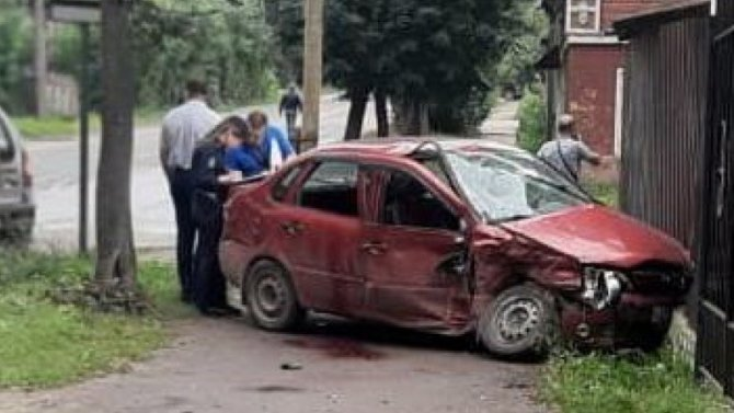 Женщина погибла в ДТП в Боровичах Новгородской области