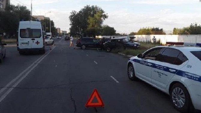 В ДТП в Новотроицке пострадала 11-летняя девочка