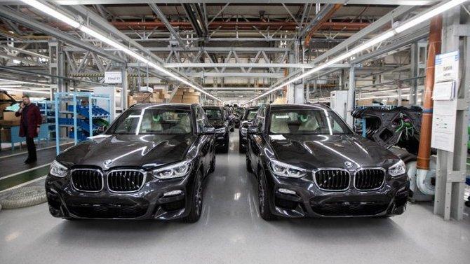 «Автотор» достроил новый корпус для производства автомобилей BMW врежиме полного цикла