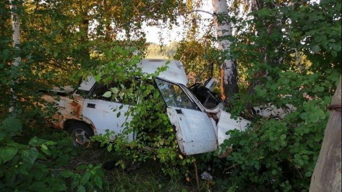18-летняя девушка погибла в ДТП в Омской области