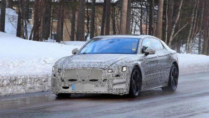 Отложена премьера электромобиля JaguarXJ