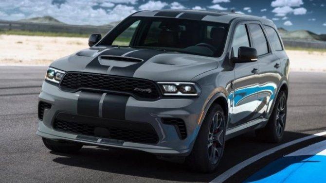 Dodge Durango получил «заряженную» модификацию
