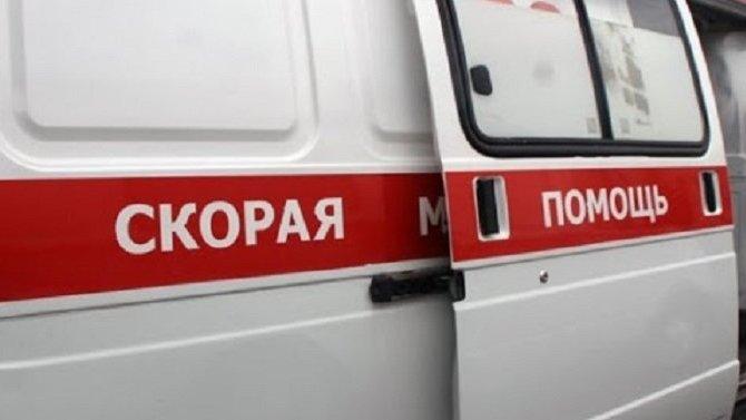 Годовалый ребенок пострадал в ДТП в Москве