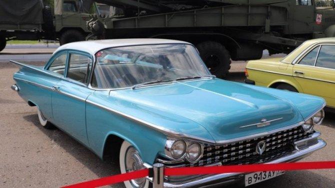 ВПодмосковье открылся «блошиный рынок» ретро-автомобилей