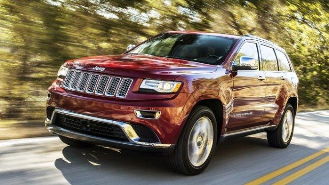 ВРоссии отзывают Jeep Cherokee
