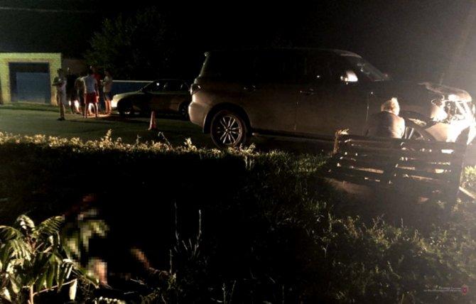 Под Волгоградом пьяный водитель сбил двух человек – одного насмерть (2)