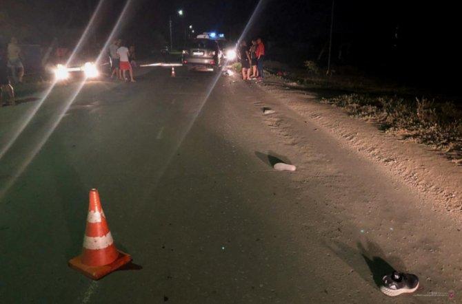Под Волгоградом пьяный водитель сбил двух человек – одного насмерть (3)
