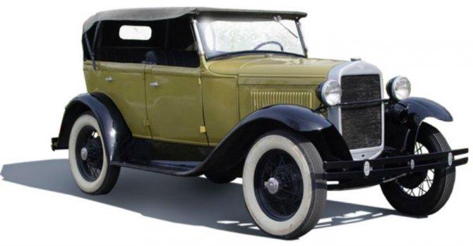форд 2