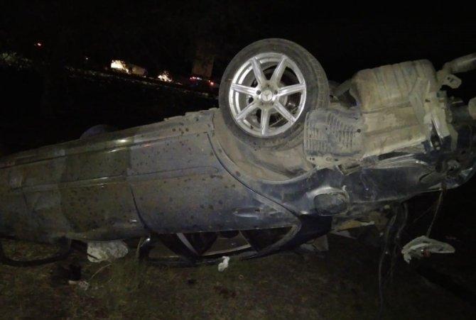Четыре человека погибли в ДТП в Ногайском районе Дагестана (2)