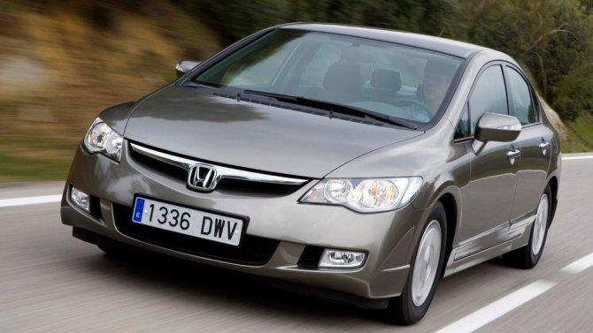 1 Honda Civic