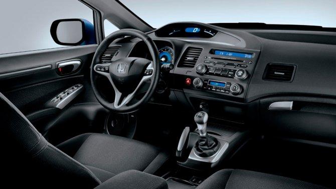 1 Honda Civic салон