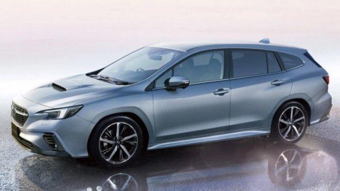Универсал Subaru Levorg получил новую модификацию